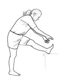 hamstrings-stretchen