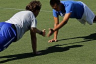 Core stability in soccer
